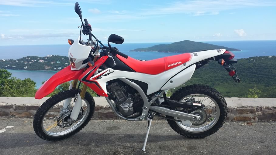 Scooter and Motorbike rentals in St. Thomas USVI